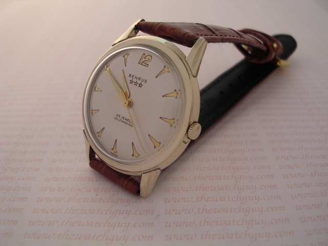 fish 4 you dating that nigga: dating vintage benrus watches serial numbers