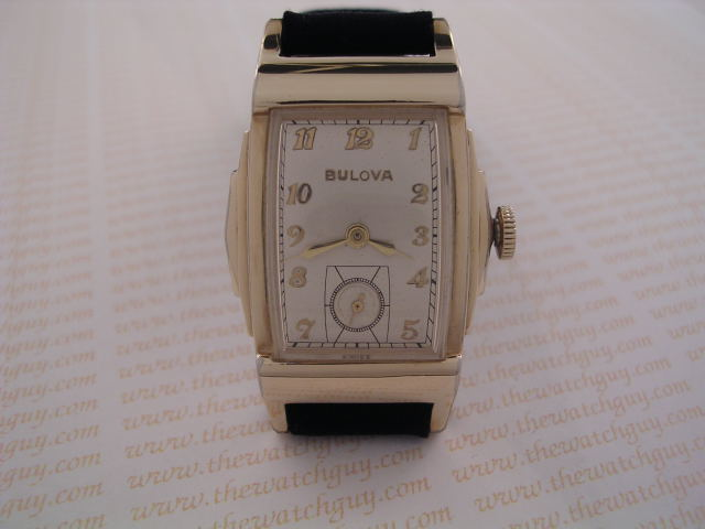 The Watch Guy History Of Bulova Watch Company History