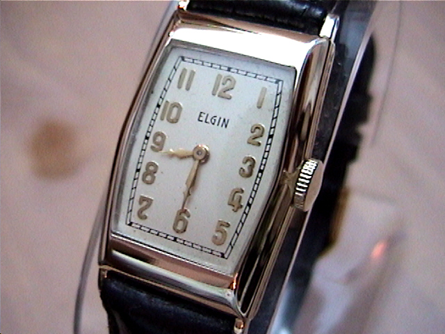 chicago watch case company serial number