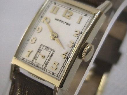 Wrist identification waltham watch How to