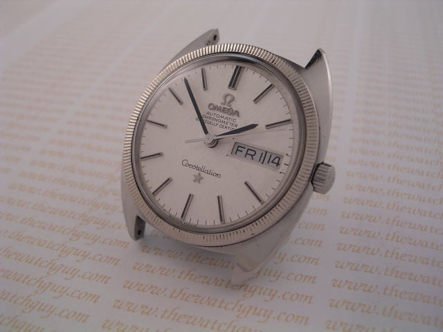 omega watch manufacture date serial number